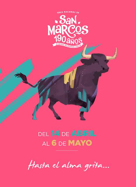palenque y teatro del pueblo Feria San Marcos 2018
