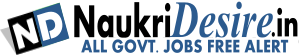 Naukri Desire - All Govt. Jobs Free Alert