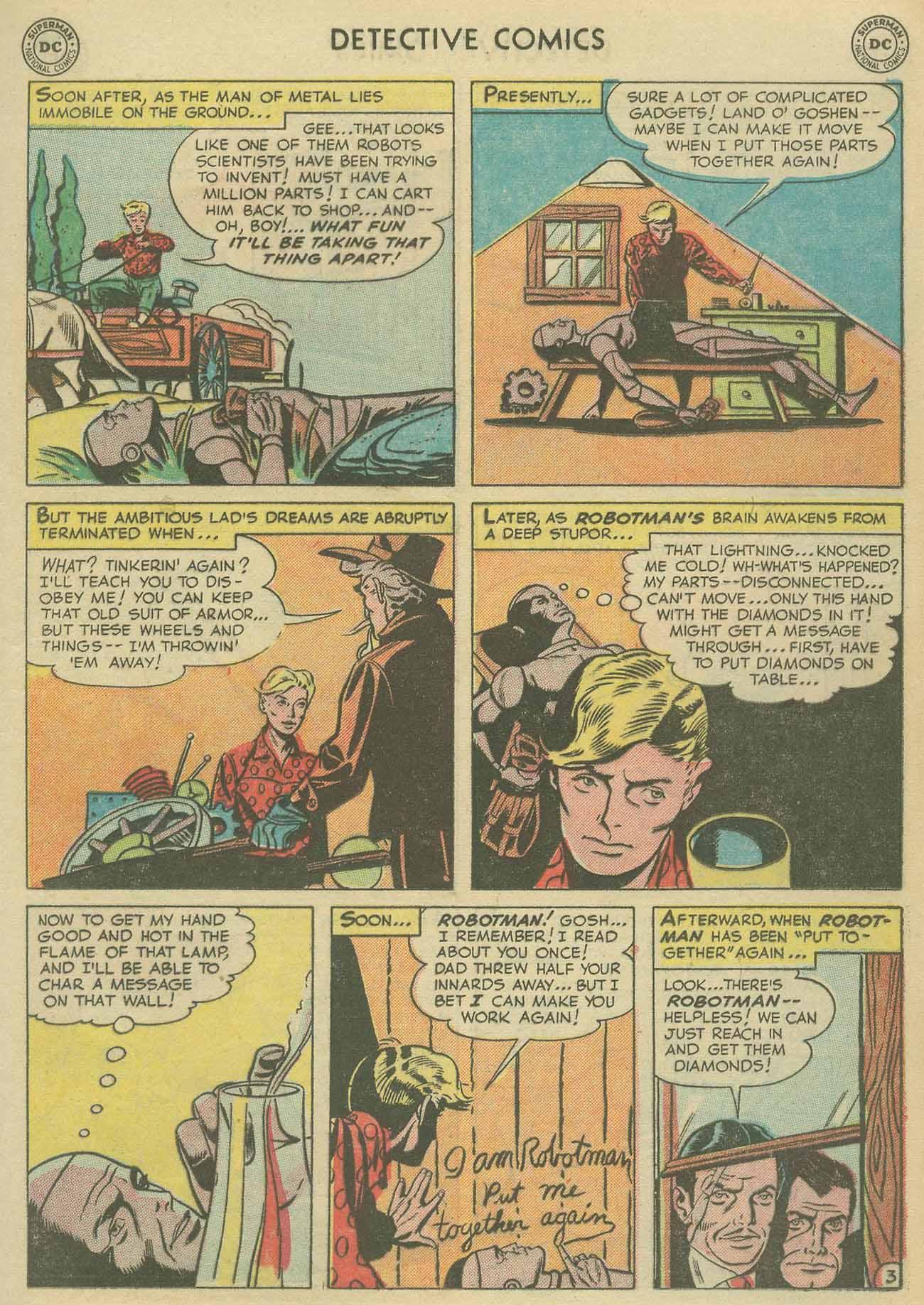 Detective Comics (1937) 175 Page 18