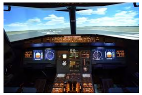 SG Flight Simulation Orchard