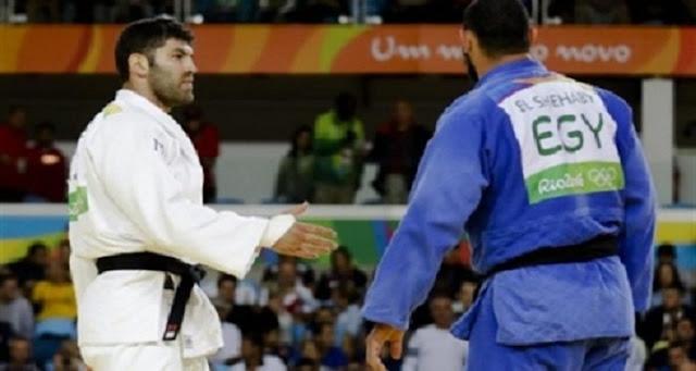 قرار مفاجئ من اللجنة الأولمبية المصرية بعد رفض إسلام الشهابي مصافحة اللاعب الإسرائيلي