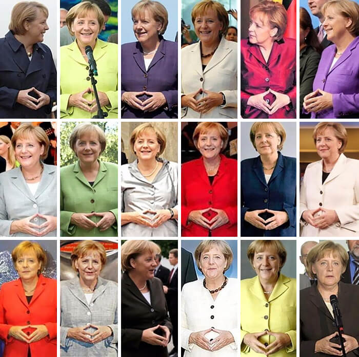 Hilarious Life Progress Pictures Posted Online That Made Us Laugh Out Loud - Germany's Progress All The Way From 2005 To 2018