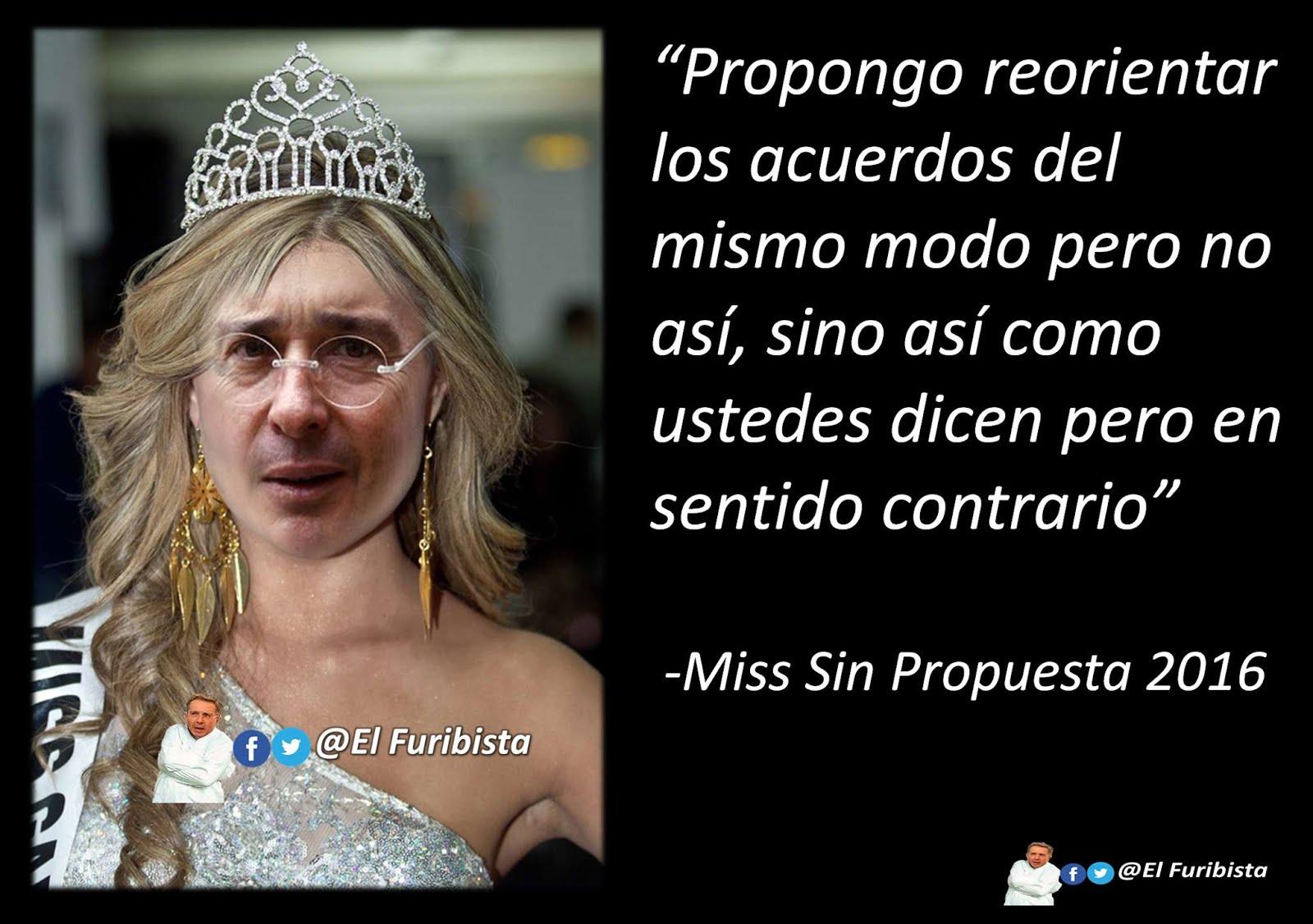 """Uribe: """"no nos van a poner de creativos para hacer propuestas"""""""