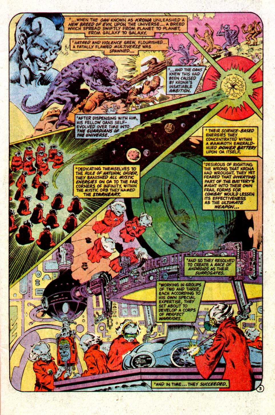 Read online Secret Origins (1986) comic -  Issue #22 - 4