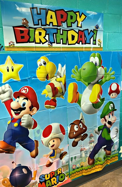 Super Mario Birthday Party Ideas, Oriental Trading Super Mario Party, DIY Super Mario Birthday Party