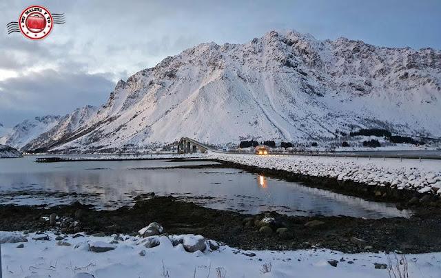 Carreteras de las Islas Lofoten, Noruega