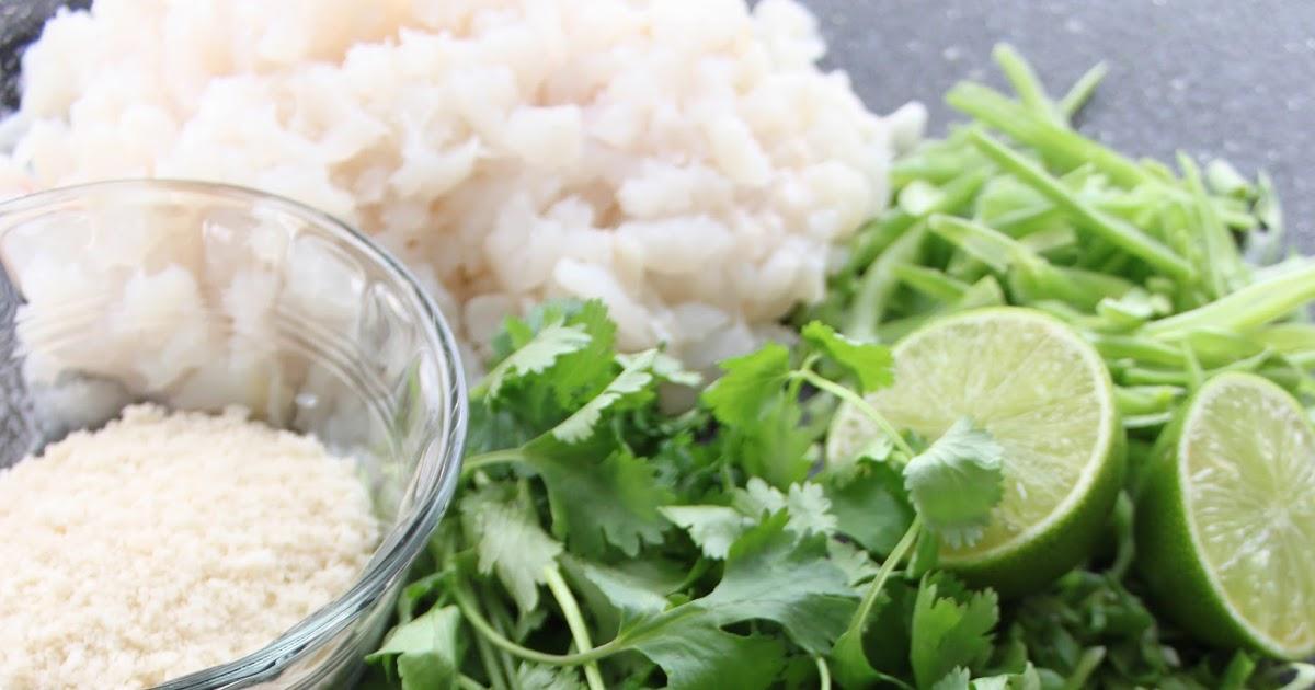 Basil Thai Fish Cakes With Cucumber Dipping Sauce