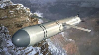 صواريخ مجنحة