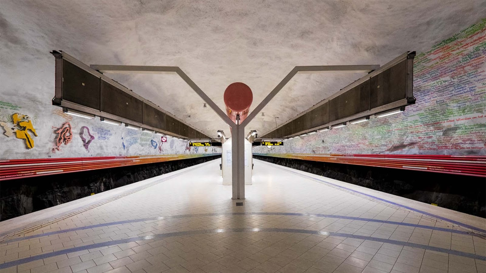 Click On Stockholm The Coolest Tube Stations In The World-8766
