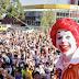 Exitosa carrera familiar de McDonald's