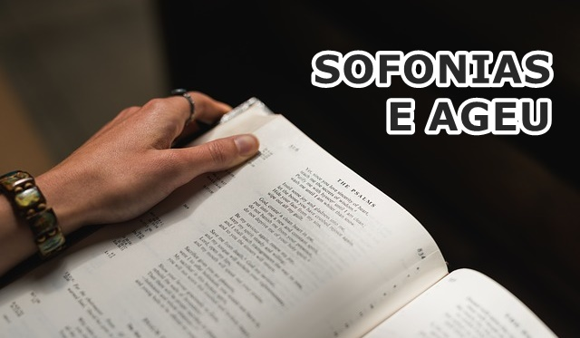Perguntas Sofonias e Ageu