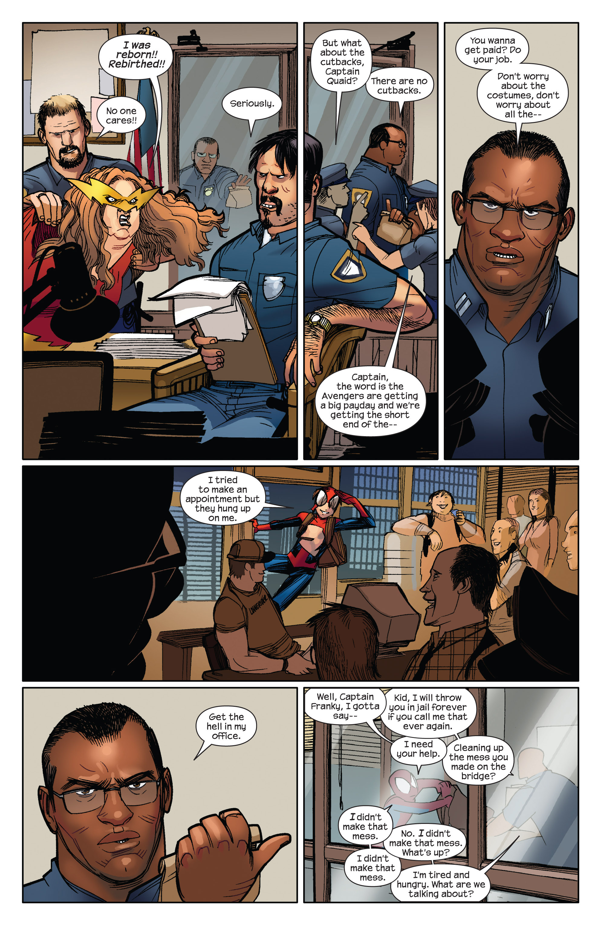 Read online Ultimate Spider-Man (2009) comic -  Issue #5 - 14