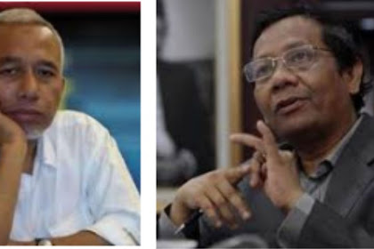 Asyari Usman: Mantaplah Penjelasan Prof  MD ! Terang Benderang, Kita Jadi Tau