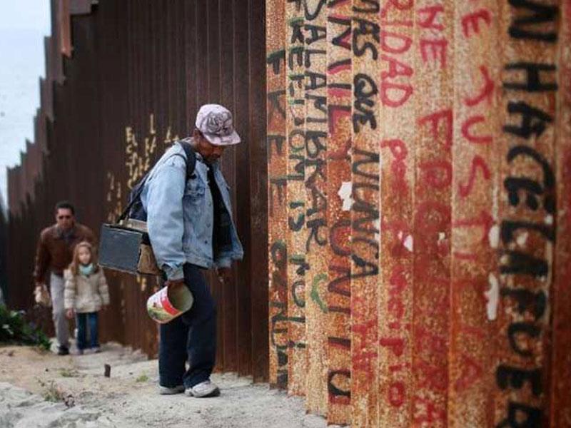 Demócratas de EE.UU. rechazan financiamiento de muro fronterizo