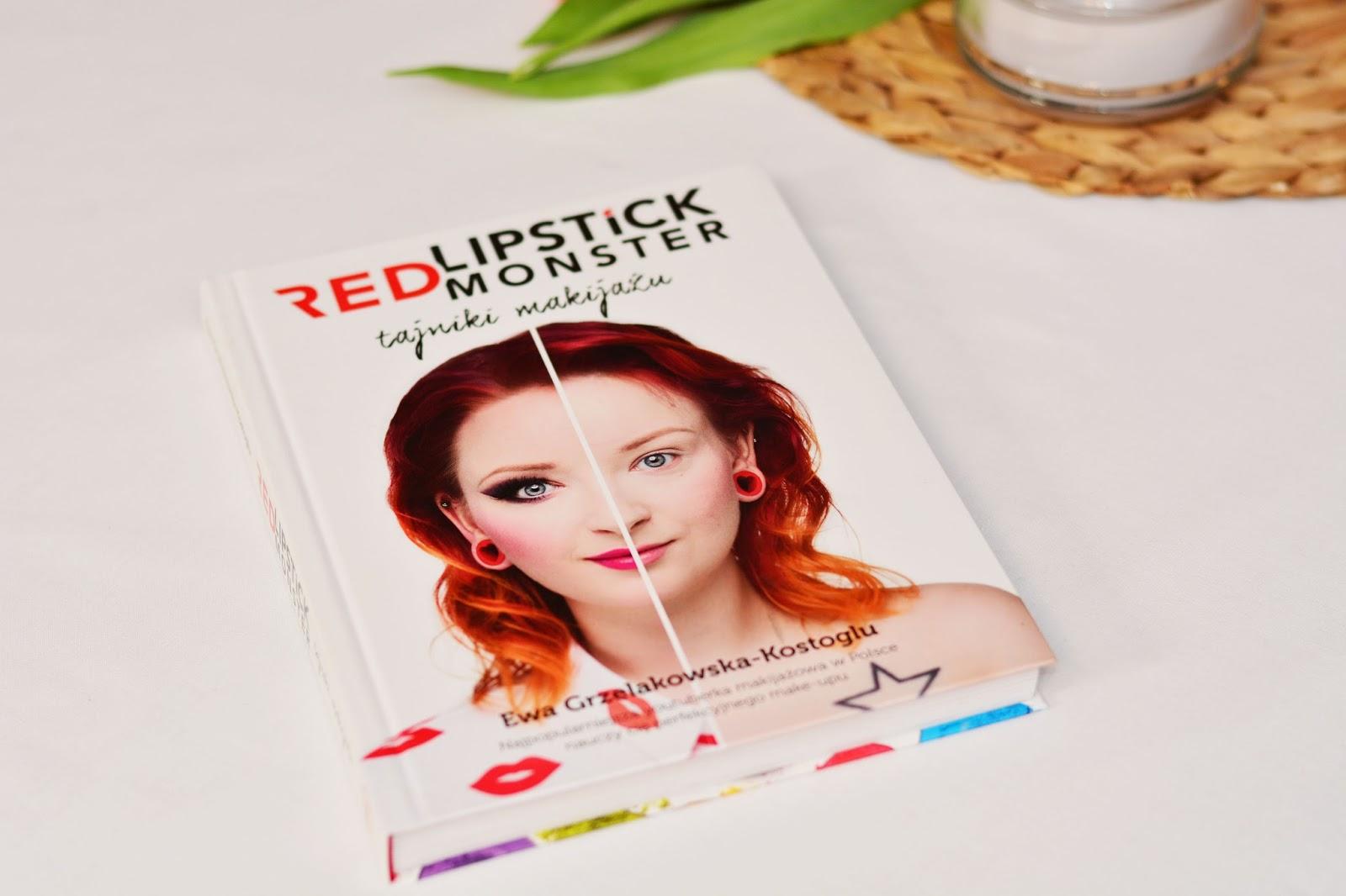 książka RLM Tajniki makijażu Ewa Grzelakowska-Kostoglu