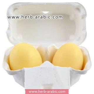 صابونة البيض بالكولاجين هوليكا