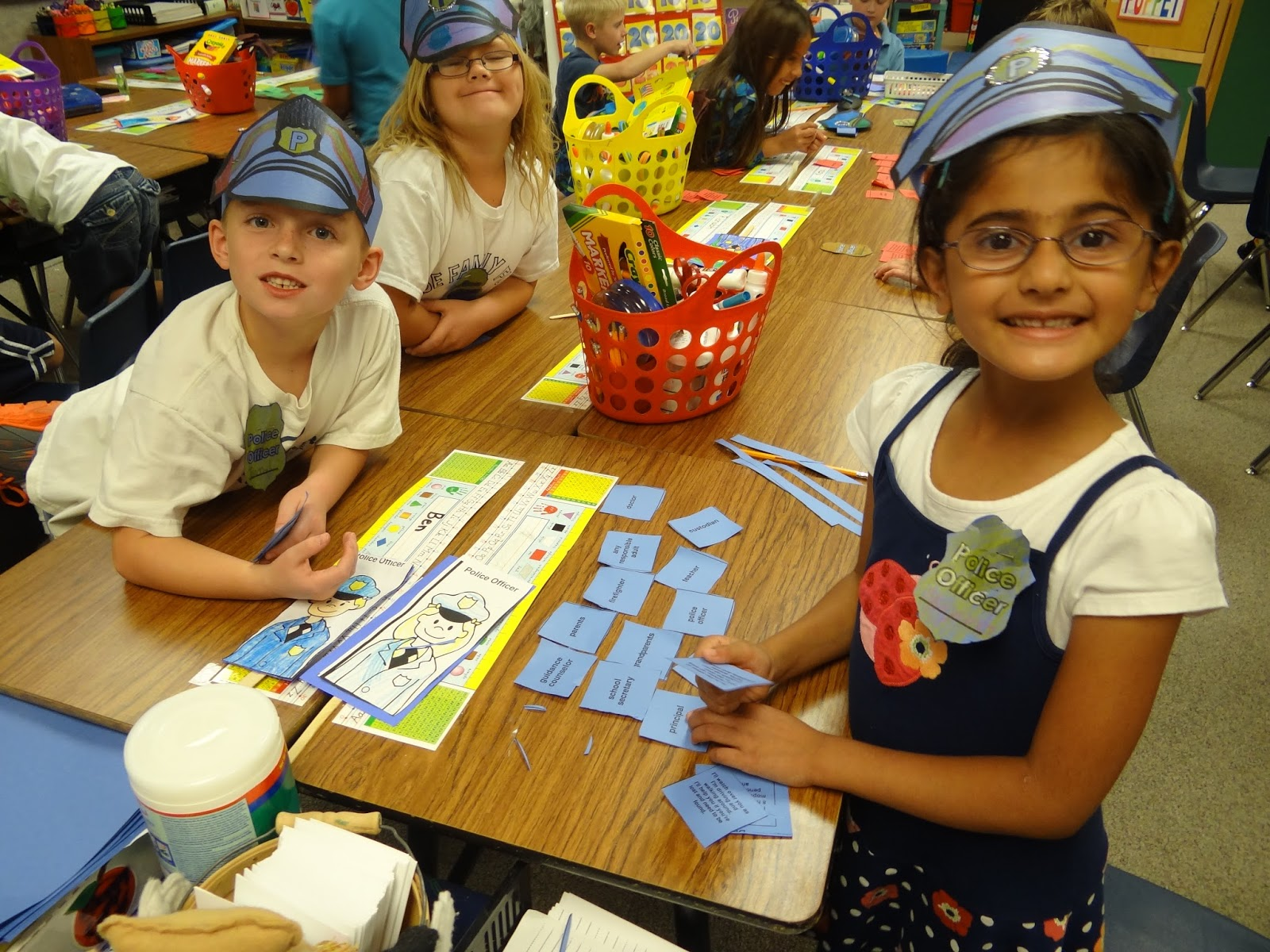 Patties Classroom Community Helpers Activities