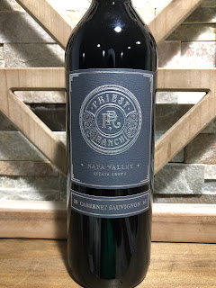 2016 Priest Ranch Cabernet Sauvignon label