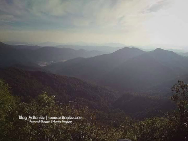 Day Hike | Ekspedisi Warga ILP Bukti Katil Menaiki Gunung Yong Belar