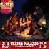 """Spettacolo. """"TUTTO QUELLO CHE""""  2 e 3 novembre h 19.00 e 21.30 – Teatro Palazzo (Bari)"""