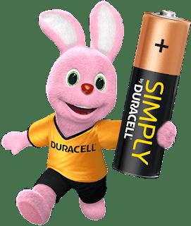 batteria duracell simplay stilo AA blister