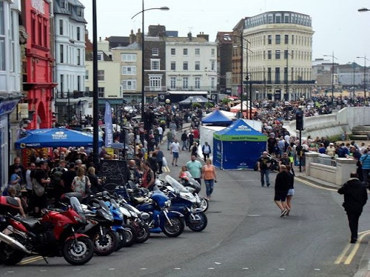 The 11th annual Margate Meltdown May 28, Margate seafront, piazza and Harbour Arm