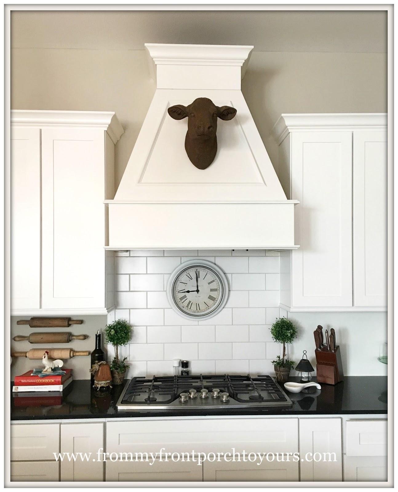 Best Kitchen Gallery: Farmhouse Kitchen Hood Kitchen Design Ideas of White Farmhouse Kitchen Hood Designs on rachelxblog.com