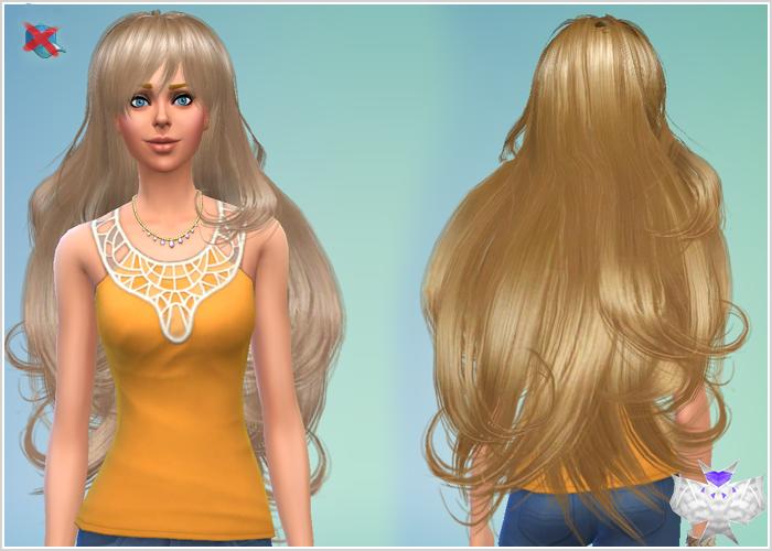 Encantador los sims 4 peinados Fotos de cortes de pelo Consejos - Contenido personalizado: Peinados de Los Sims 4 ~ Bichion ...