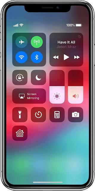 Wi-Fi in Airplane Mode on iPhone