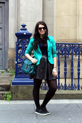 Glasgow city break - UK travel blogger Emma Louise Layla