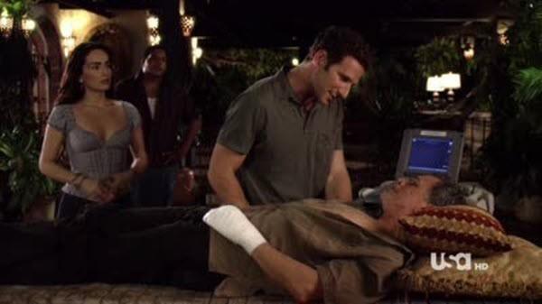 Royal Pains - Season 2 Episode 05: Mano A Mano