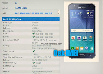Samsung j7 original dan copy