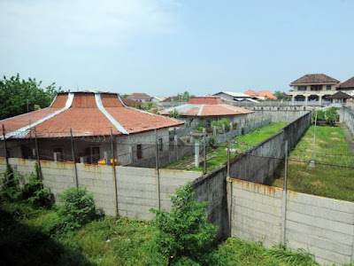 Bali's notorious Kerobokan prison