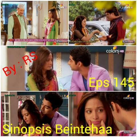 Sinopsis Beintehaa Episode 145