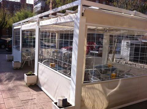 Como cerrar una terraza barato materiales de - Ideas para cerrar una terraza ...