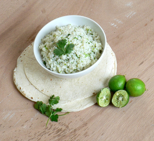 Cafe Rio Cilantro Lime Rice recipe