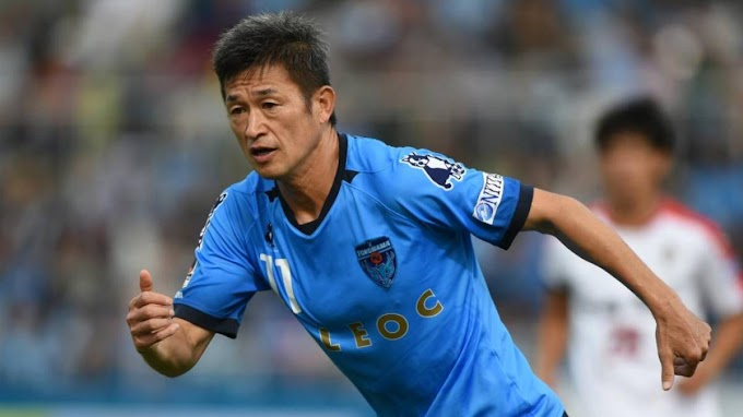 50 and still scoring - TheKazuyoshi Miura story