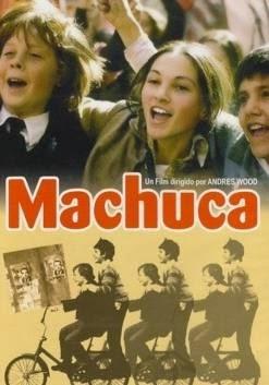 Póster de Machuca (Andrés Wood, 2004)