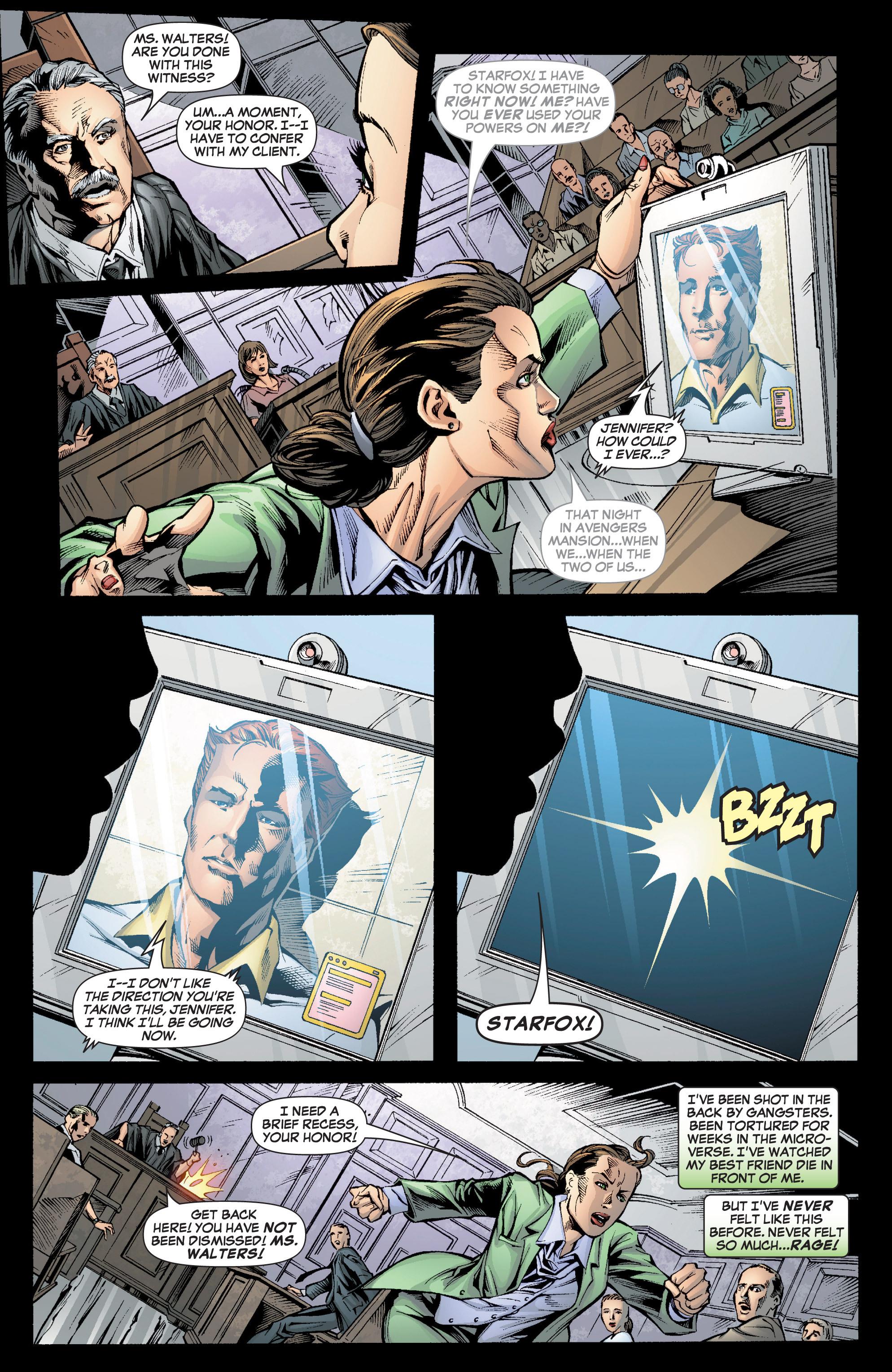 Read online She-Hulk (2005) comic -  Issue #7 - 19
