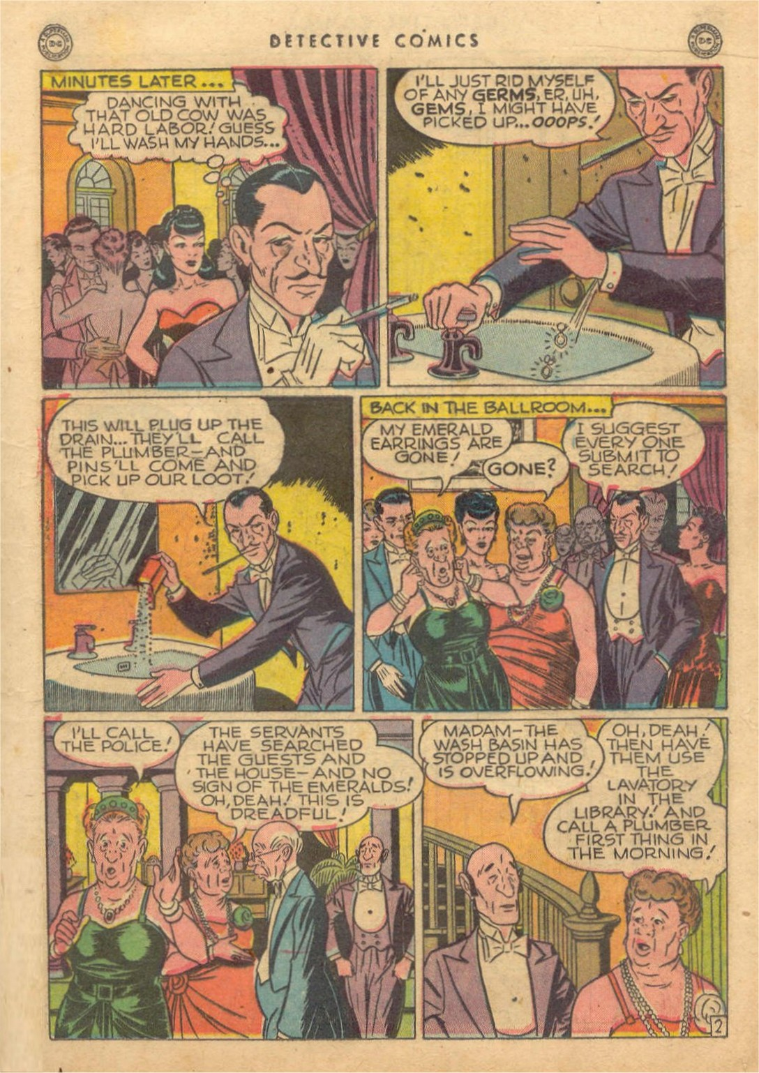 Detective Comics (1937) 132 Page 16