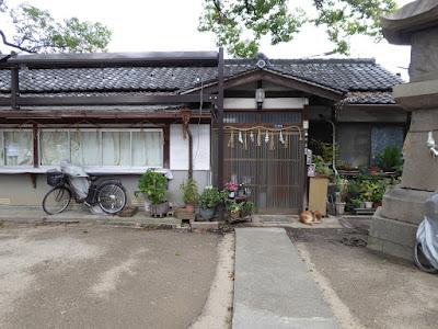 三島神社 社務所