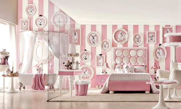 Mix And Chic Luxurious Themed Children S Bedroom Inspirations