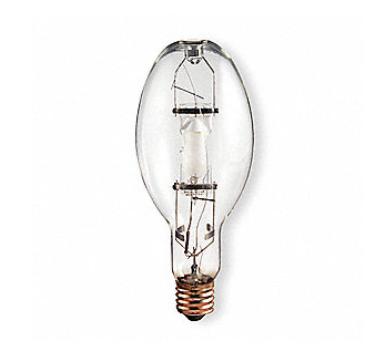 PHILIPS ADVANCE 400 Watts Metal Halide HID Lamp, ED37 ...