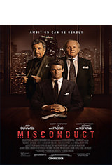 Misconduct (2016) BRRip 720p Latino AC3 2.0 / Español Castellano AC3 2.0 / ingles AC3 5.1 BDRip m720p