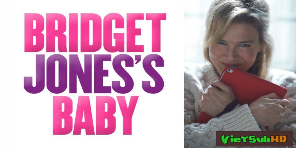 Phim Nhóc Tì Của Tiểu Thư Jones VietSub HD | Bridget Jones's Baby 2016