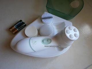 Cepillo Facial Uspicy
