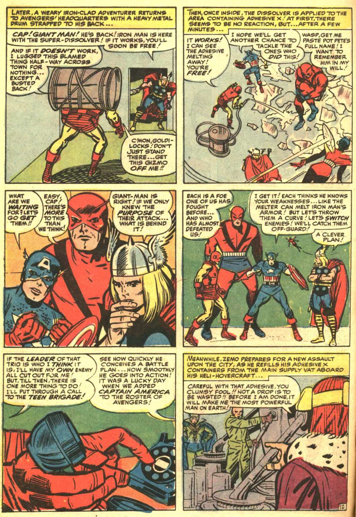 The Avengers (1963) 6 Page 12