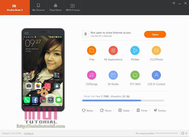 Mi Phone Manager dan SmartPhone Xiaomi Pasangan yang Tepat Mengelola File Kamu: 100 % Tanpa Bahasa Dewa
