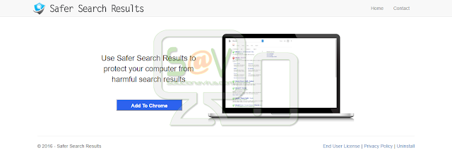 Safer Search Results (Adware)
