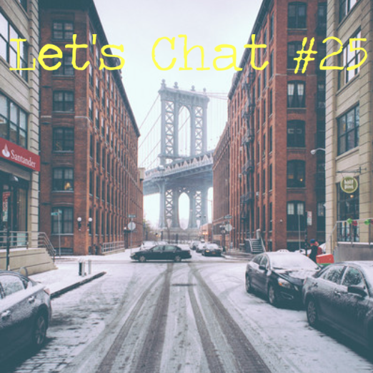 Let's Chat: #25